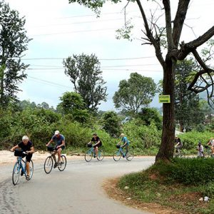 Bike Adventure in Shan Highlands